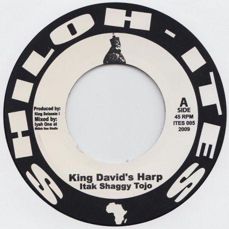 """Itak Shaggy Tojo - King David's Harp - 7"""""""