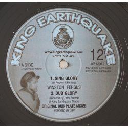 Winston Fergus - Sing Glory...