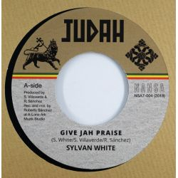 Sylvan White - Give Jah...