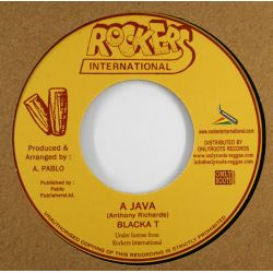 "Blacka T - A Java - 7"" -..."