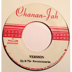 Easton Clarke /  Sly Dunbar /  Revolutionaries, The - Jah Say - 7""