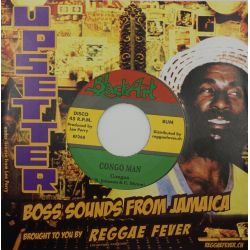 "The Congos - Congo Man - 7""..."