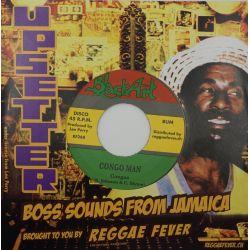 """The Congos - Congo Man - 7""""..."""