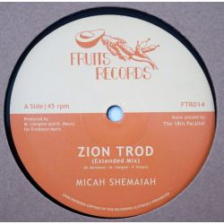 Micah Shemaiah - Zion Trod...