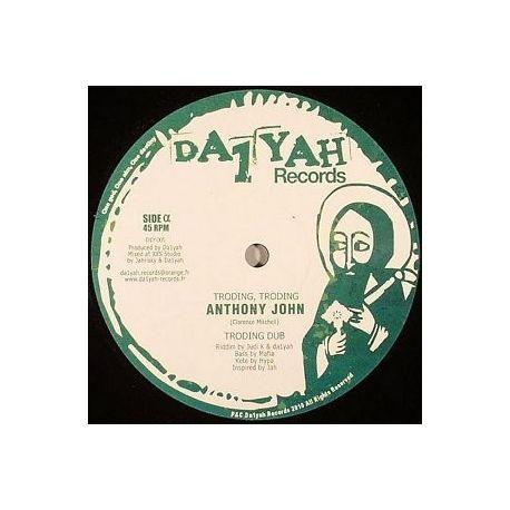 "Anthony John - Troding, Troding - 10"""