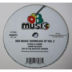 Junior Delgado - Deb Music...