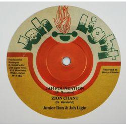 Junior Dan / Jah Light -...