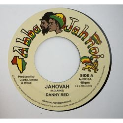 "Danny Red - Jahovah - 7"" -..."