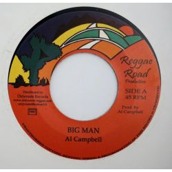 "Al Campbell - Big Man - 7""..."
