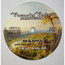 "Fikir Amlak - Manna - 7"" -..."