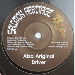 "Aba-Ariginals - Driver - 7""..."
