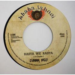Danny Red -  Rasta We Rasta...