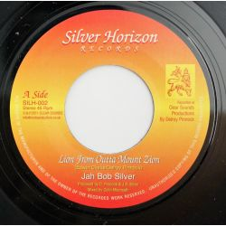 Jah Bob Silver - Lion From...