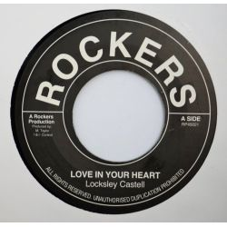 Lacksley Castell - Love In...