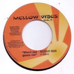 Murray Man - Where You Gonna Run - 7""