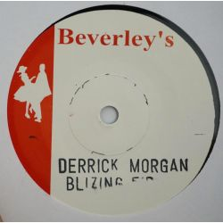 Derrick Morgan - Blazing...