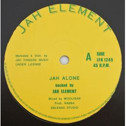 Jah Element - Jah Alone /...