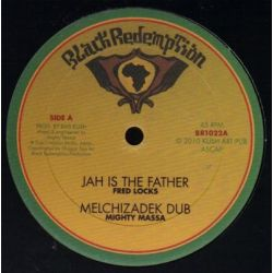 """Fred Locks /  Mighty Massa - Jah Is The Father / There Will Come A Day - 10\"""""""