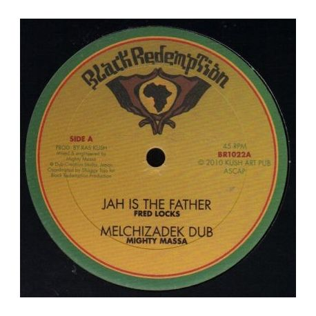 Fred Locks /  Mighty Massa - Jah Is The Father / There Will Come A Day - 10""