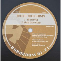 Willi Williams / Dub...