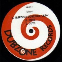 """Dubzone Crew - Freedom  - 12"""""""