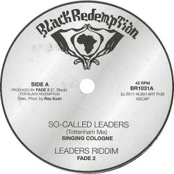 Fade 2 /  Cologne  - So-Called Leaders - 10""