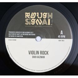 Dub Kazman - Violin Rock -...