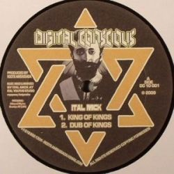 Ital Mick /  King Alpha - King Of Kings / Waterfall - 10""