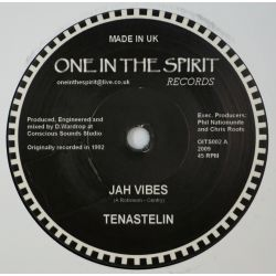 "Tenastelin - Jah Vibes - 7""..."
