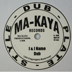 "Ras Nyto - I & I Name - 7""..."