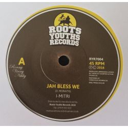"I-Mitri - Jah Bless We - 7""..."