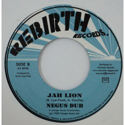 Jah Lion  - Melody For...