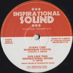 Inspirational Sound /  Peppery /  Dan Man /  - Time Like This - 10""