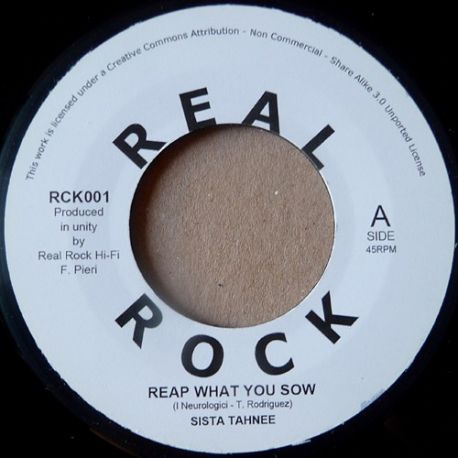Sista Tahnee /  I Neurologici - Reap What You Sow - 7""