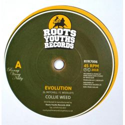 Collie Weed  - Evolution -...