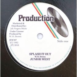 Junior W. Brown - Splash It...