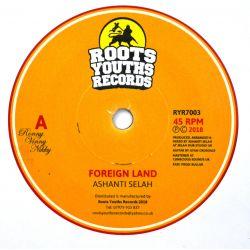 Ashanti Selah - Foreign...