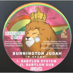 Bunnington Judah /...