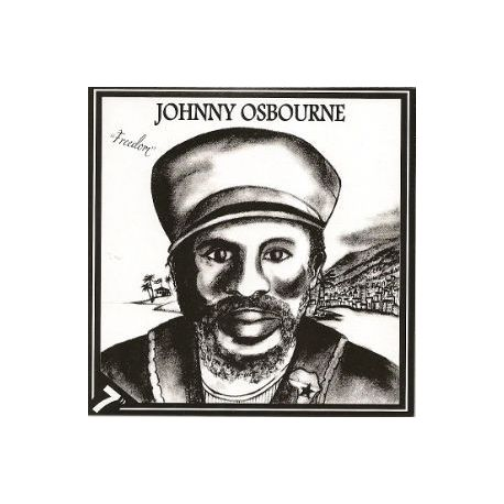 Johnny Osbourne - Freedom - 7""