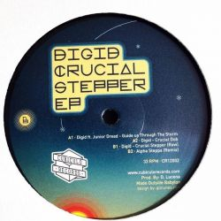 Digid - Crucial Stepper EP - 12""