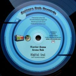 "Digital Seal - Warrior Arena - 10"""