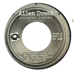 Alien Dread - Rockers...