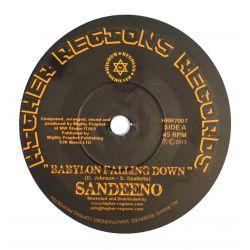 Sandeeno - Babylon Falling...