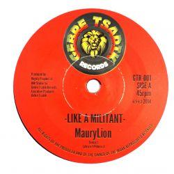 MauryLion - Like A Militant...