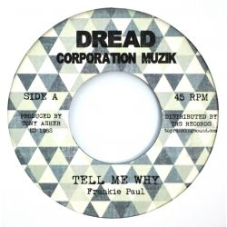 Frankie Paul - Tell Me Why...