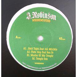 J. Robinson  / Jah Mirikle...