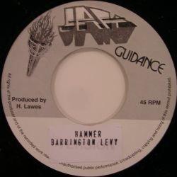 Barrington Levy - Hammer - 7""