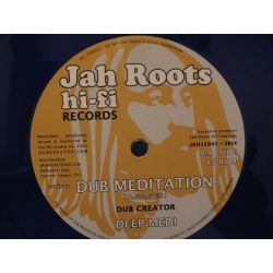 Idren Natural /  Dubcreator - Meditate - 12""