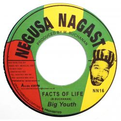 Big Youth - Facts Of Life /...