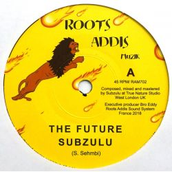 "Subzulu - The Future - 7"" -..."